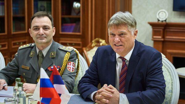Ambasador Srbije u Rusiji Miroslav Lazanski - Sputnik Srbija