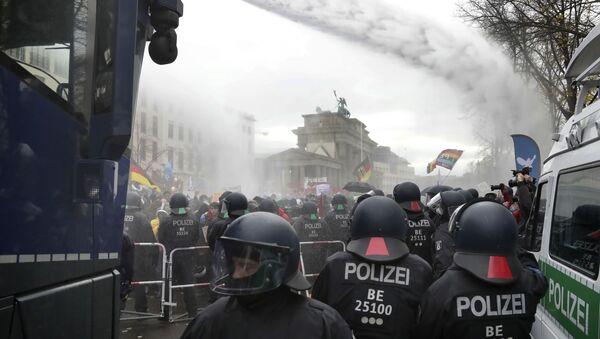 Протести у Немачкој - Sputnik Србија