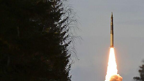 Лансирање ракете Јарс - Sputnik Србија