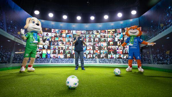 Najveći fudbalski događaj na svetu na mreži - Sputnik Srbija