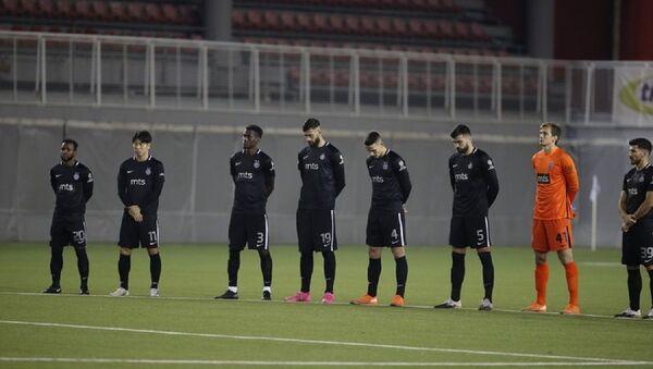 Fudbaleri Partizana - Sputnik Srbija