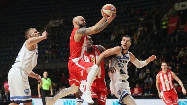 Filip Čović, srpski košarkaš - Sputnik Srbija