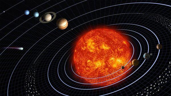 Sunčev sistem - Sputnik Srbija