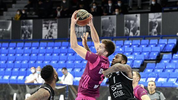 Filip Petrušev protiv Partizana - Sputnik Srbija