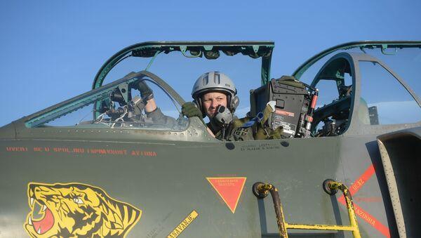Ana Perišić, pilot - Sputnik Srbija