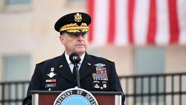 Načelnik Generalštaba američke vojske general Mark Mili - Sputnik Srbija