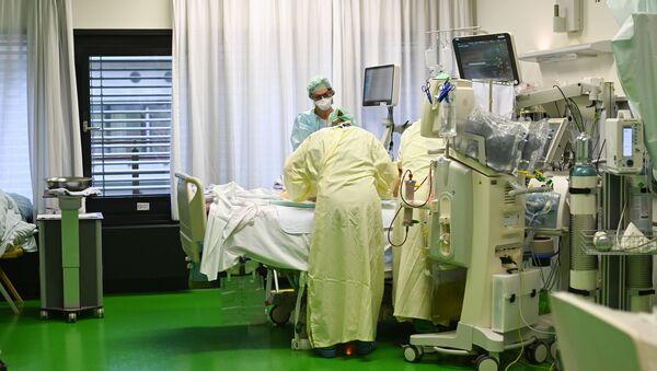 Болница у Немачкој - Sputnik Србија