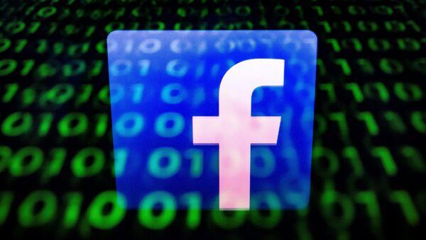 Logo Fejsbuka - Sputnik Srbija