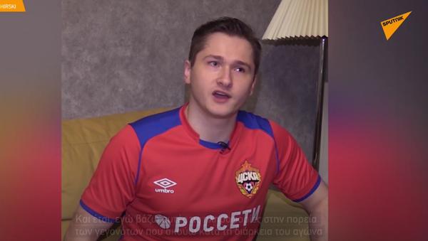 Никита Каширски, млади руски фудбалски блогер - Sputnik Србија