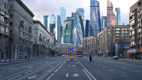 Moskva, Rusija - Sputnik Srbija