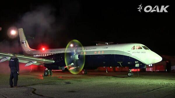 Ruski avion IL-114-300 - Sputnik Srbija
