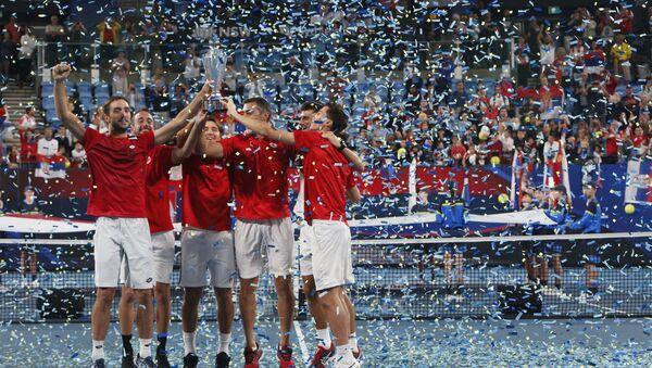 Србија тениска репрезентација, АТП Куп - Sputnik Србија