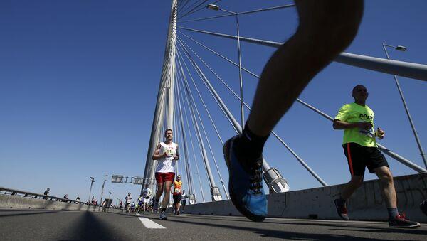 Beogradski maraton - Sputnik Srbija