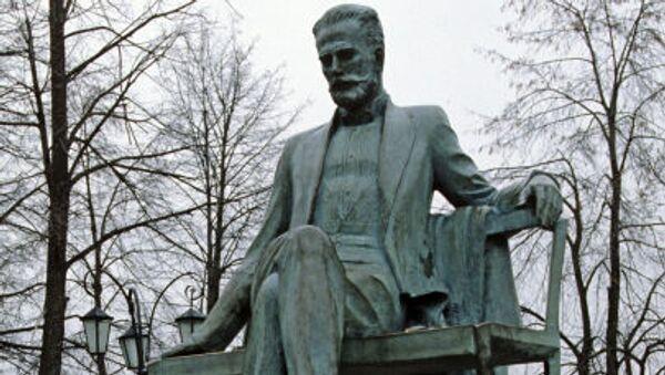 Spomenik Petru Iljiču Čajkovskom - Sputnik Srbija