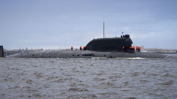 """Нуклеарна подморница """"Казањ"""" - Sputnik Србија"""
