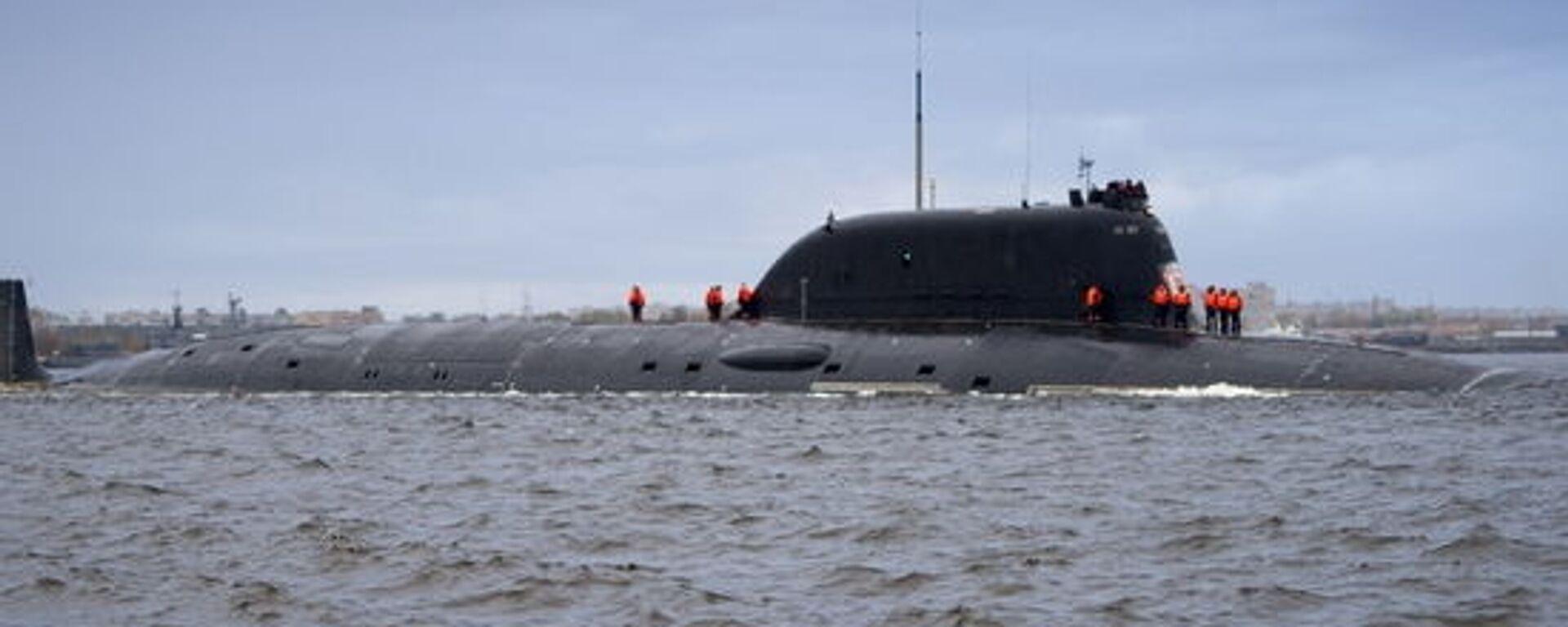 """Nuklearna podmornica """"Kazanj"""" - Sputnik Srbija, 1920, 11.08.2021"""