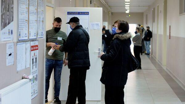 Lokalni izbori u Mostaru - Sputnik Srbija