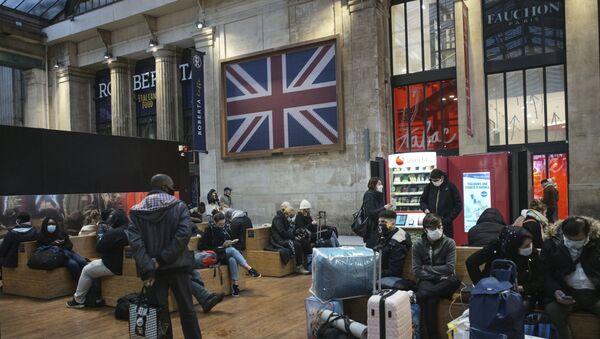 Železnička stanica u Parizu - Sputnik Srbija