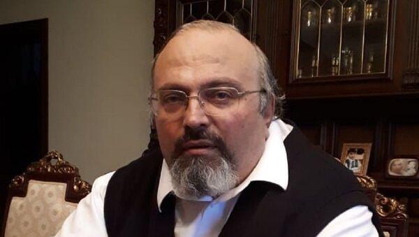 Prof. dr Sergej Boljević, šef katedre patologije čoveka na Sečenovskom Univerzitetu u Moskvi - Sputnik Srbija