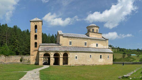 Manastir Sopoćani - Sputnik Srbija