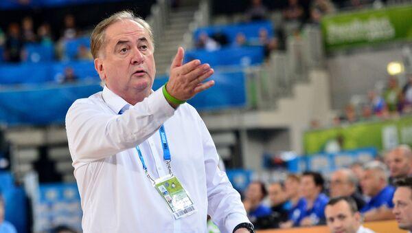 Božidar Maljković, predsednik Olimpijskog komiteta Srbije - Sputnik Srbija