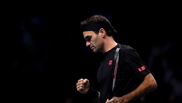 Rodžer Federer - Sputnik Srbija