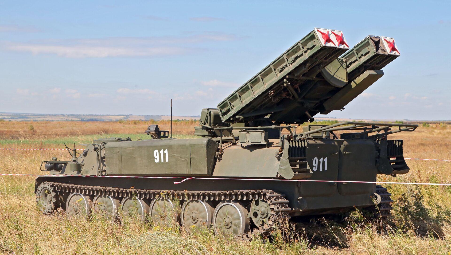 Protivvazdušni raketni sistem Strela 10 - Sputnik Srbija, 1920, 02.02.2021