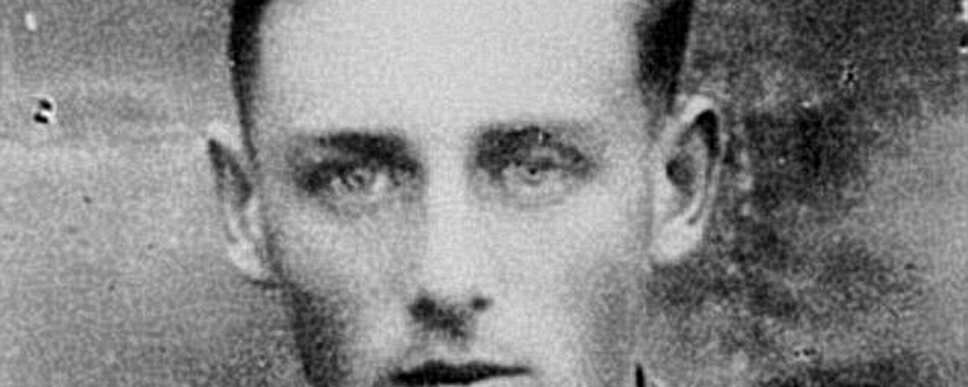 Helmut Oberlender, nacistički zločinac, bivši državljanin Kanade - Sputnik Srbija, 1920, 25.12.2020
