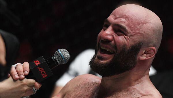 Magomed Ismailov, ruski MMA borac - Sputnik Srbija