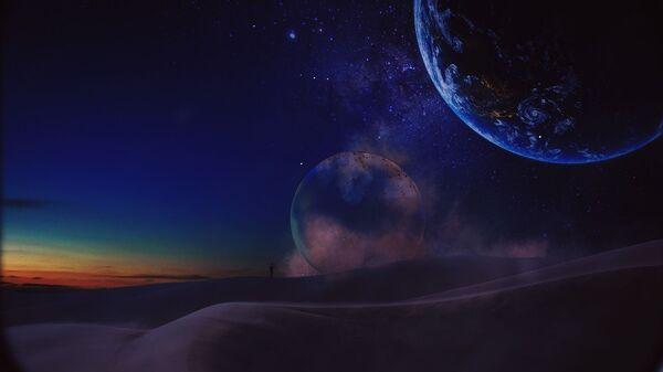 Svemir, neobične planete - Sputnik Srbija
