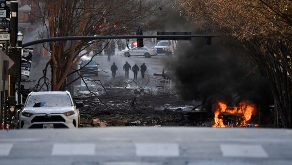 Eksplozija u Nešvilu - Sputnik Srbija