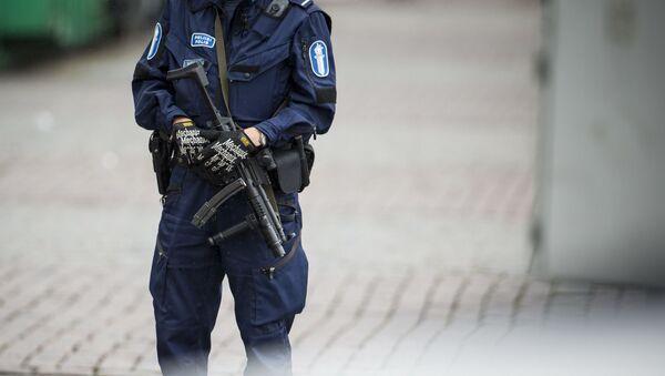 Фински полицајац - Sputnik Србија