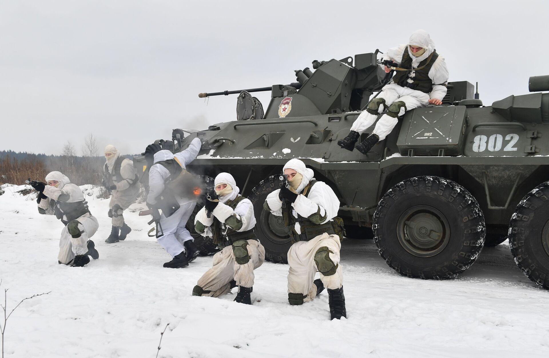 """""""Већ испитано"""": Русија ће штитити северне територије необичним оружјем - Sputnik Србија, 1920, 28.03.2021"""