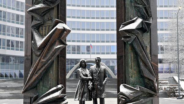 Odlazak Džordža Blejka: Legendarni dvostruki špijun koji je radio sa sovjetsku službu - Sputnik Srbija