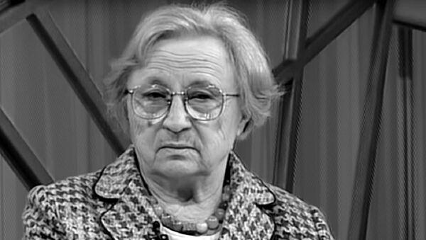 Milka Babović, sportska novinarka - Sputnik Srbija