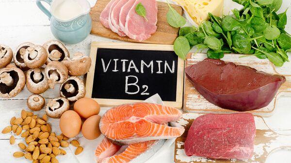 Производи који садрже витамин Б2 - Sputnik Србија