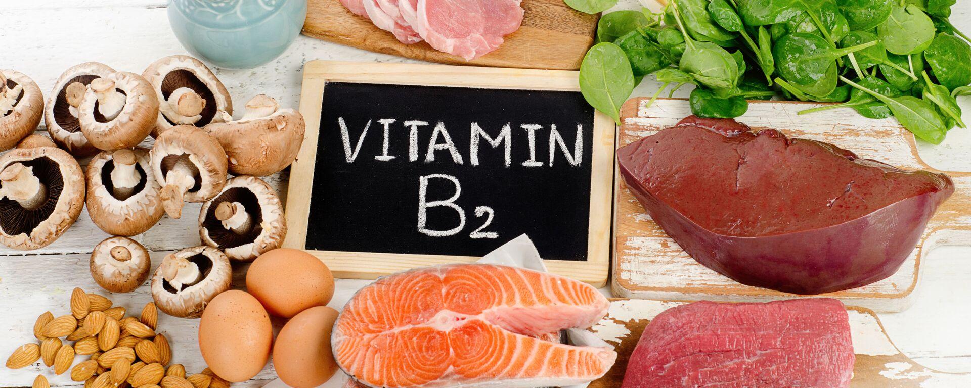 Proizvodi koji sadrže vitamin B2 - Sputnik Srbija, 1920, 31.08.2021