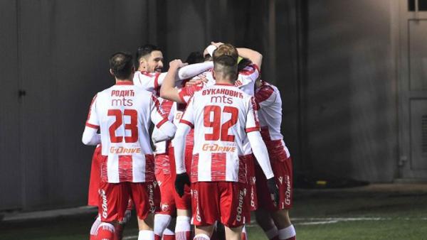FK Crvena zvezda - Sputnik Srbija