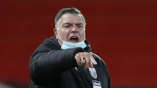 Sem Olerdajs, engleski fudbalski trener - Sputnik Srbija