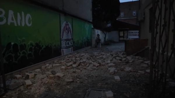 Sisak posle zemljotresa - Sputnik Srbija