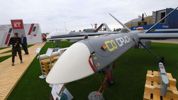 Dron Orion kompanije Kronštadt - Sputnik Srbija