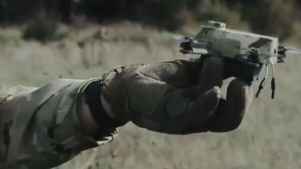 Нано-дронови британске војске - Sputnik Србија