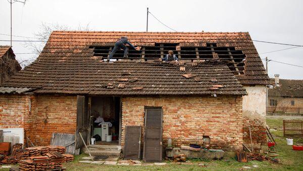 Zemljotres u Hravatskoj - Sputnik Srbija