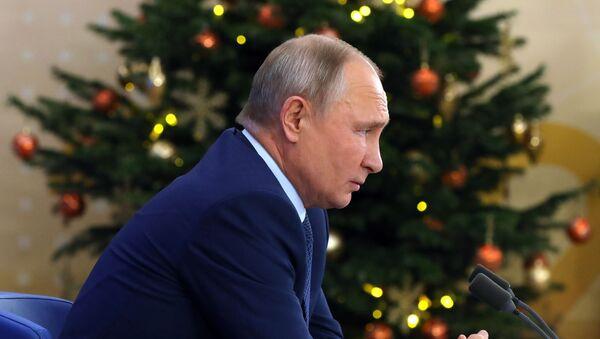 Vladimir Putin - Sputnik Srbija