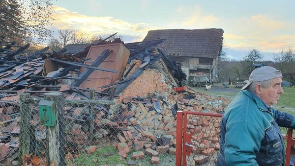 Петоро људи је погинуло у овом селу надомак Глине. - Sputnik Србија