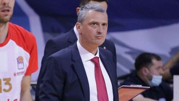 Dejan Radonjić, KK Crvena zvezda - Sputnik Srbija