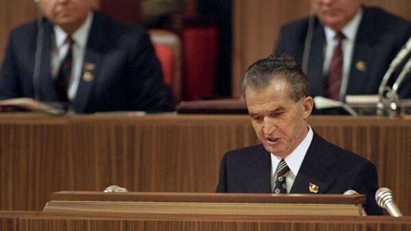 Nikolae Čaušesku - Sputnik Srbija
