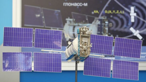 Макета сателита Глонасс-М - Sputnik Србија