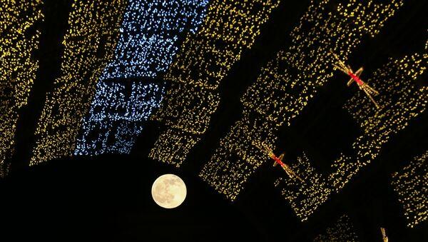 Руски град Анапа током новогодишњих празника - Sputnik Србија