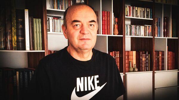 Bivši trener KK Partizan Duško Vujošević - Sputnik Srbija